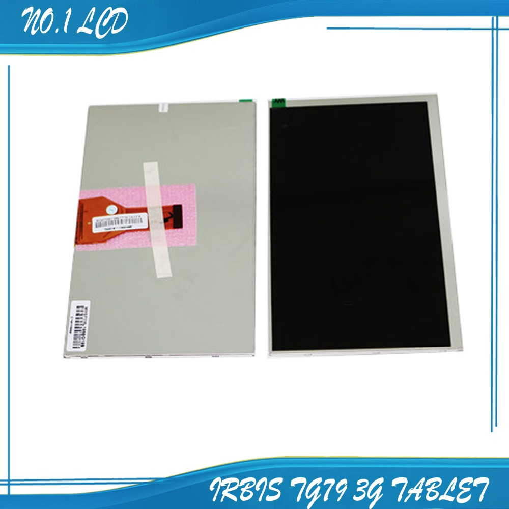 New 7'' inch LCD Display Matrix For IRBIS TG79 3G TABLET LCD Display 1024x600 30Pins Screen Panel Frame Free Shipping new lcd display matrix for 7 nexttab a3300 3g tablet inner lcd display 1024x600 screen panel frame free shipping
