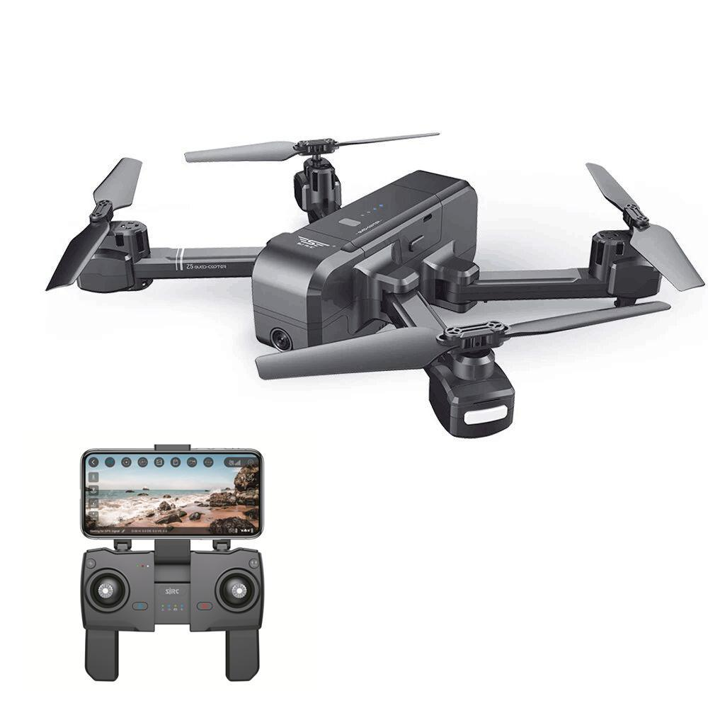 HobbyLane Dron SJRC Z5 Wifi FPV RC Drone with 1080P HD Camera Double GPS Dynamic Follow Folding Remote Control Drones Quadcopter