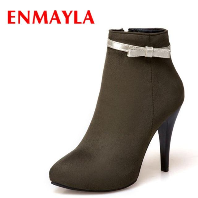 Femme Chaussures Peluche bottine Talons Sexy qKpXgy