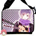 Hot Japanese Anime DIABOLIK LOVERS Canvas Messenger Bags Sakamaki Ayato Cosplay Satchel Shoulder Bag Free Shipping