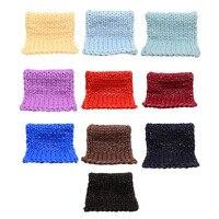 Fios Para Tricô De Lã Islândia Fio Grosso macio Para A Mão de Tricô Chapéu Camisola Inverno Quente Crochet Comely 20 Cores