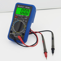 Multimetro Digital HoldPeak HP-90A Digital Multimeter Meter with Battery Test and Duty Cycle Capacitance Temperature