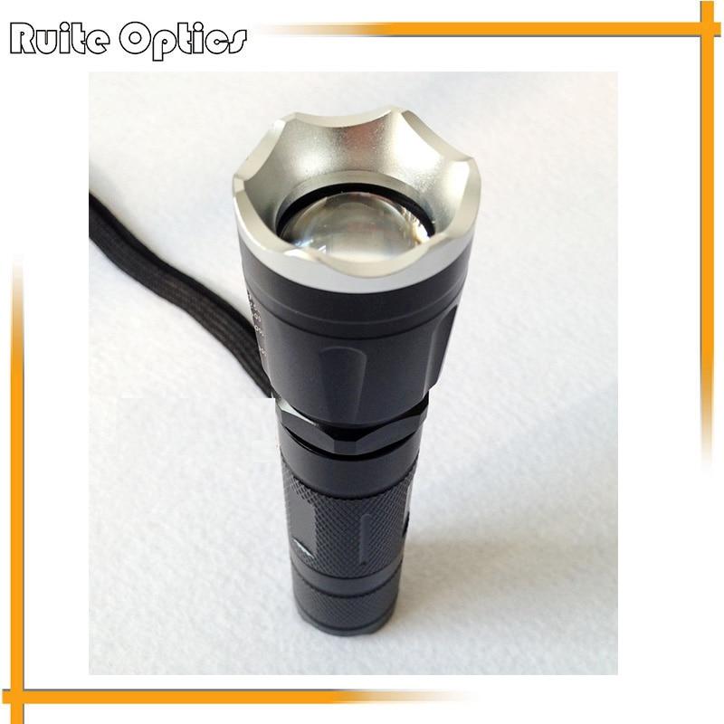 200-300m 3W High Power 850nm infrared Illuminator DIY night vision IR Powerful LED Flashlight 18650 стоимость
