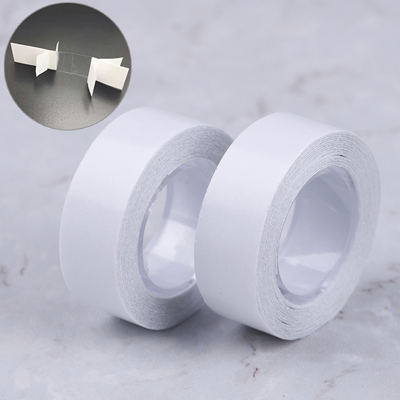 Arts,crafts & Sewing Adhesive Fastener Tape Aspiring New 5 Meters Double Sided Adhesive Safe Body Tape Clothing Clear Lingerie Bra Strip Medical Waterproof Tapes