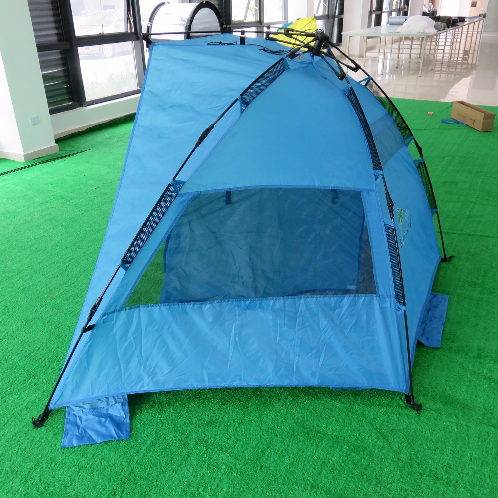 Aliexpress.com  Buy Poray EasyUp Beach Tent Quick Sun Shelter Family Use Sets up in Seconds pop up fishing tent from Reliable beach tent suppliers on ... & Aliexpress.com : Buy Poray EasyUp Beach Tent Quick Sun Shelter ...