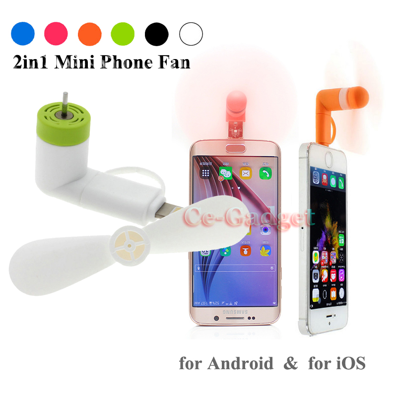 promotion iphone mini fan