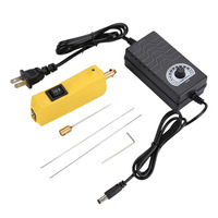 Glue Clean Machine CJ6 + OCA Glue Remover Tool 100 240V US Plug for Mobile Phone LCD Screen Repair with Electro motor