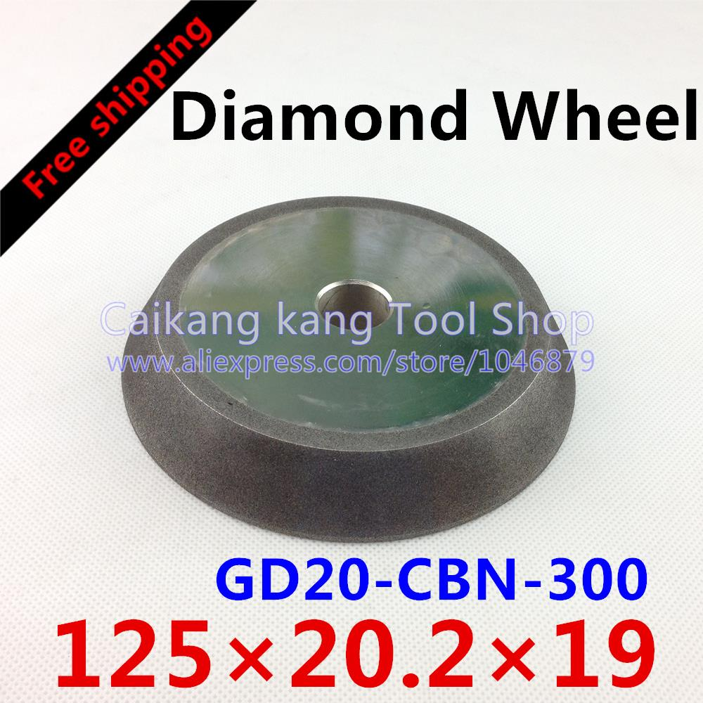 Free Shipping New Gd 20 Drill Grinding Machine Wheel Cbn Dome Lamp Dimmer By Lm358 300 12520219mm