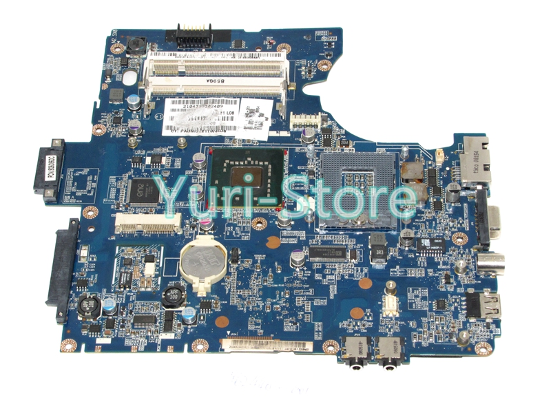 NOKOTION LA-4031P laptop for HP CAMPAQ G7000 C700 462442-001 GM965 DDR2 Mainborad full tested ...