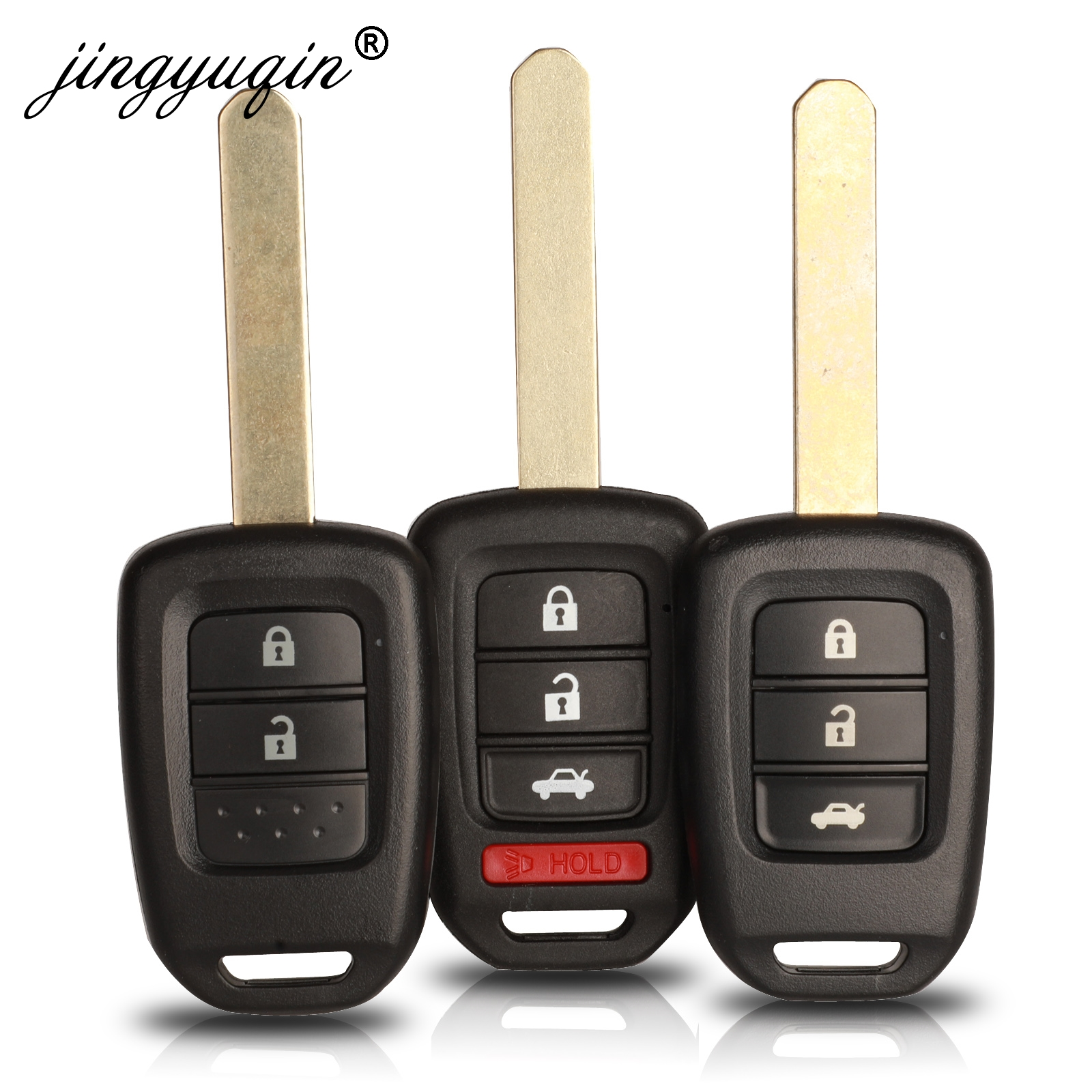 best key for honda fit jazz brands and get free shipping - bea46aa4