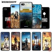 WEBBEDEPP PUBG мягкий чехол для телефона для Redmi Note 8 iPhone 7 6 Plus 5 iPad Pro 4A 5A 6A 4X5 плюс S2 Go чехол s
