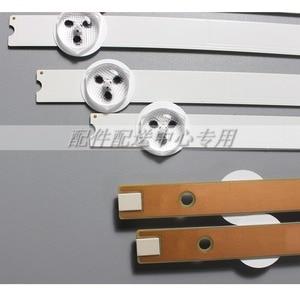 Image 4 - 8pcs x 37 inch Backlight Strips for LG 37LN Array LC370DXE AGF78401301 37LN5400 37LN5404 ZA 6916L 1137A 1138A 1139A 1140A