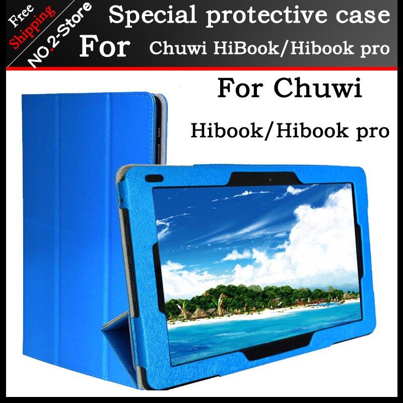 Оригинальный флип очень тонкий кожаный чехол для Chuwi hibook Pro/hibook/hi10 Pro 10.1 дюймов Планшеты PC, бесплатная доставка с 3 Подарки