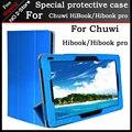 Оригинал Флип Утра Тонкий Кожаный чехол Для CHUWI HiBook Pro/HiBook/Hi10 Pro 10.1 дюймов Tablet PC, Бесплатная Доставка 3 подарки