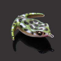 Lures Frog 17 5g 70mm Bass Blackfish Designed To Kill Lure