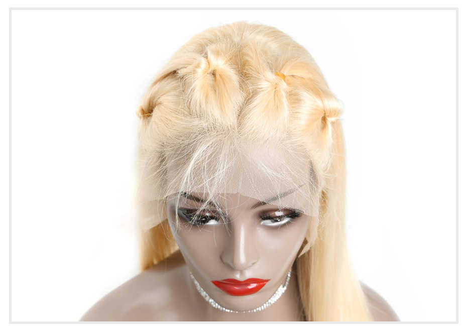 Blonde Lace Front Wigs (6)