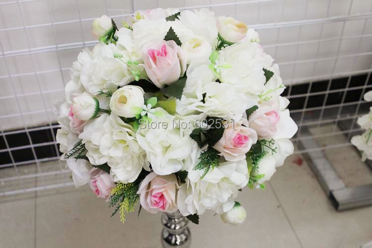 ᓂ new free shipping pcs lot wedding table or stage flower