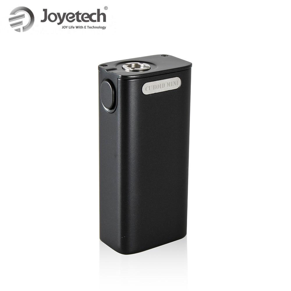 Hot Sale! Russia Warehouse Original Joyetech Cuboid Mini Battery Mod 1-80W Output Built-in 2400mah  E-Cigarette