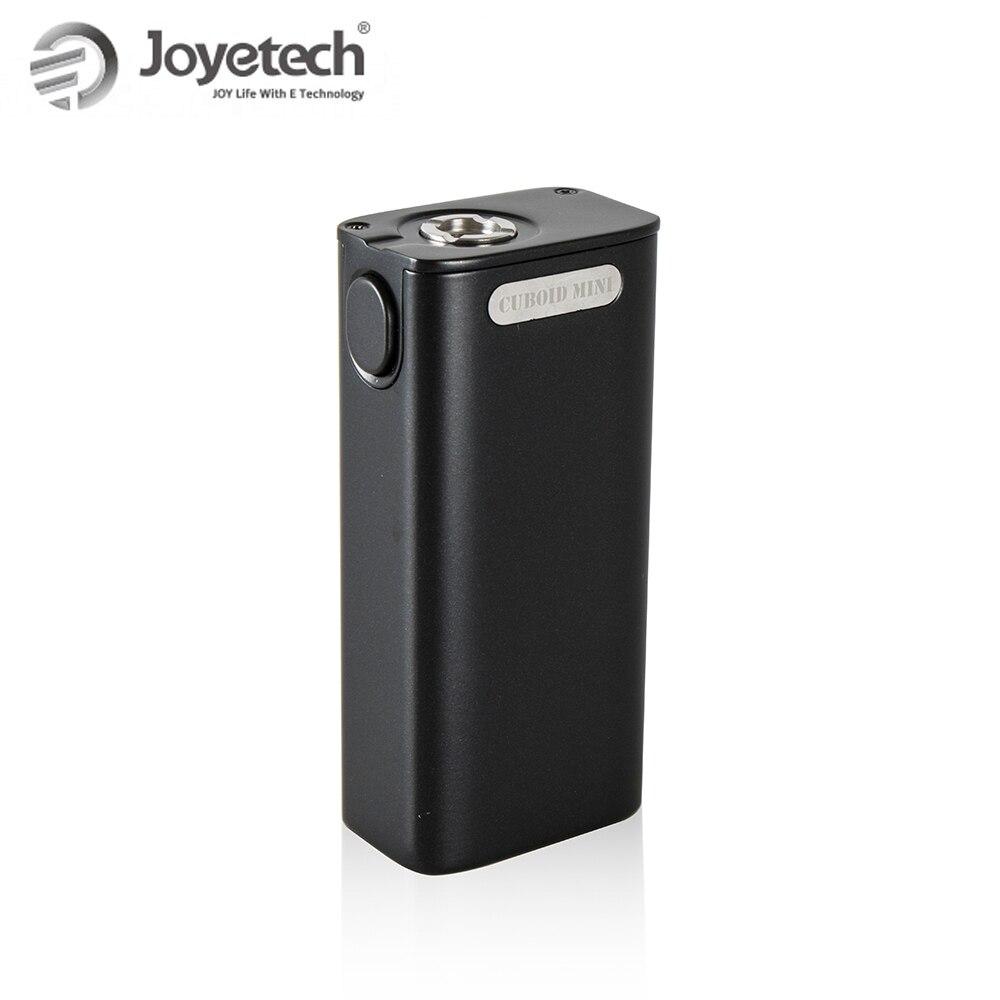 Offre spéciale! Russie entrepôt Original Joyetech cuboïde Mini batterie Mod 1-80W sortie intégrée 2400mah e-Cigarette