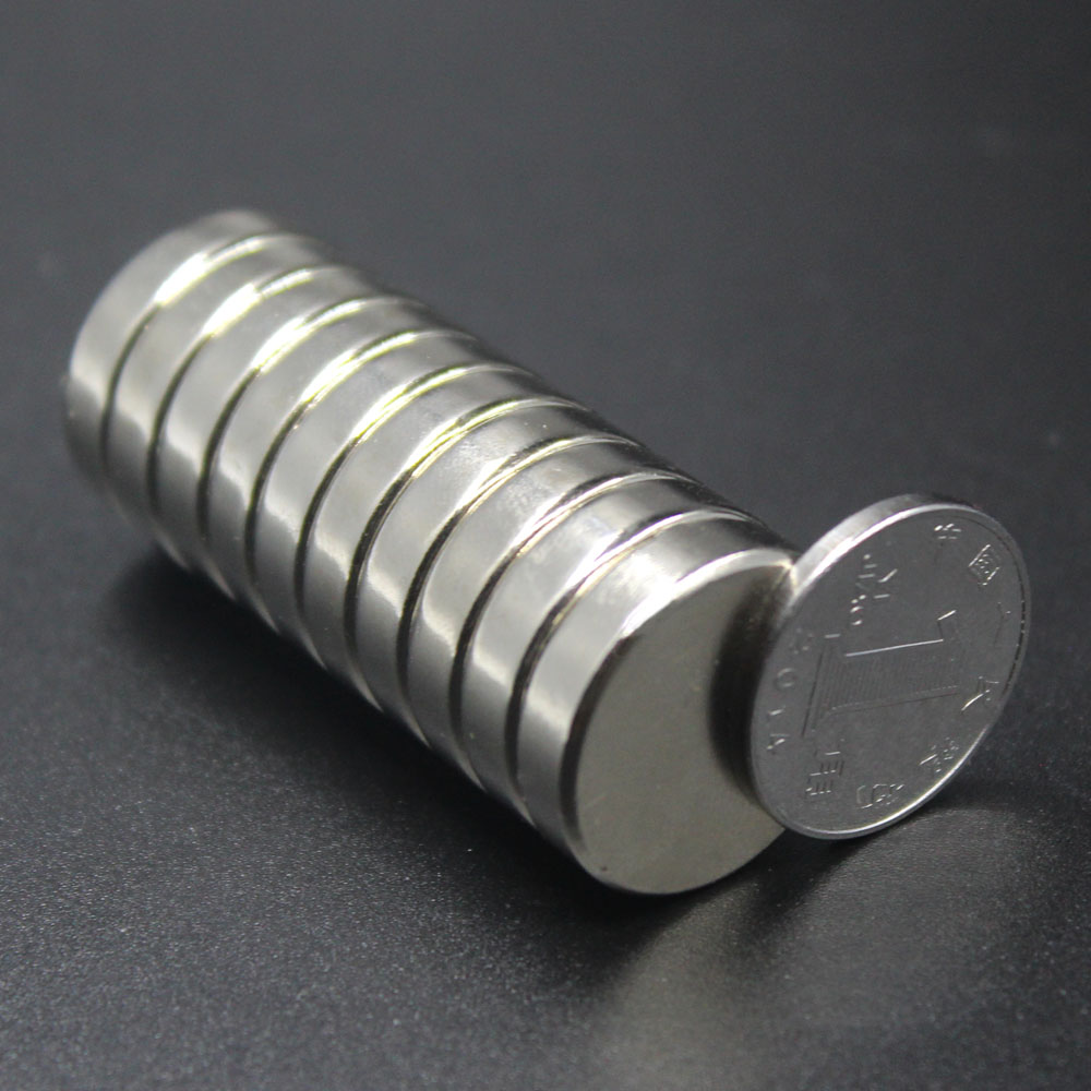 2 5 10 15Pcs 20x5 Neodymium Magnet 20mm x 5mm N35 NdFeB Round Super Powerful Strong Permanent Magnetic imanes Disc 20x5 in Magnetic Materials from Home Improvement