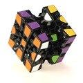 Nueva Z Cubo mágico Cubo rompecabezas 3 x 3 x 3 V2 blanco y negro torcedura Puzzle Cubo niño adultos educativo del juguete