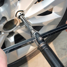 automotive tools Cross wrench Professional Universal Spanner Car Repair Socket Wrench Set Head Tool Tire Removal Sleeve