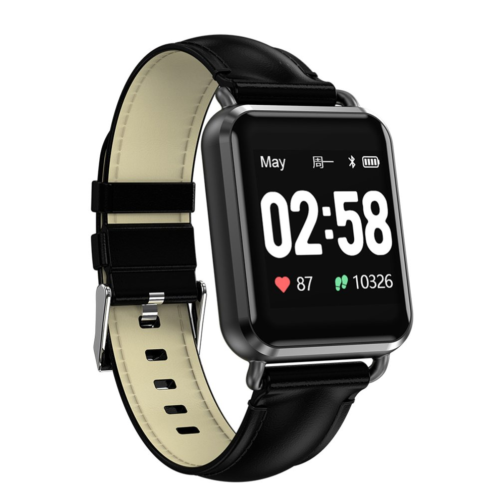 New Outdoor Smart Bracelet Ecg Color Screen Multi-Function Single Touch Blood Pressure Heart Rate Flip Wrist Automatic PhotoNew Outdoor Smart Bracelet Ecg Color Screen Multi-Function Single Touch Blood Pressure Heart Rate Flip Wrist Automatic Photo