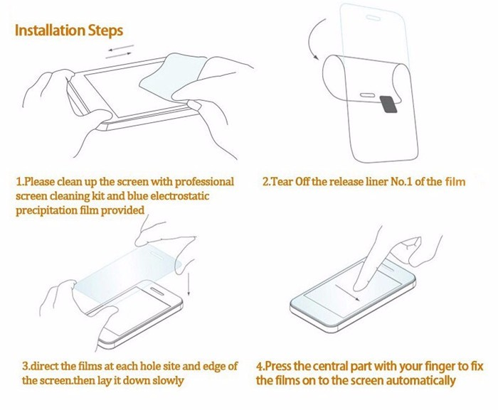 "закаленное стекло экран протектор плёнки для Lenovo таб2 таб 2 А10 70 А10-70 А10-70f А10-70lc 10.1 ""планшеты + пыли наклейки"