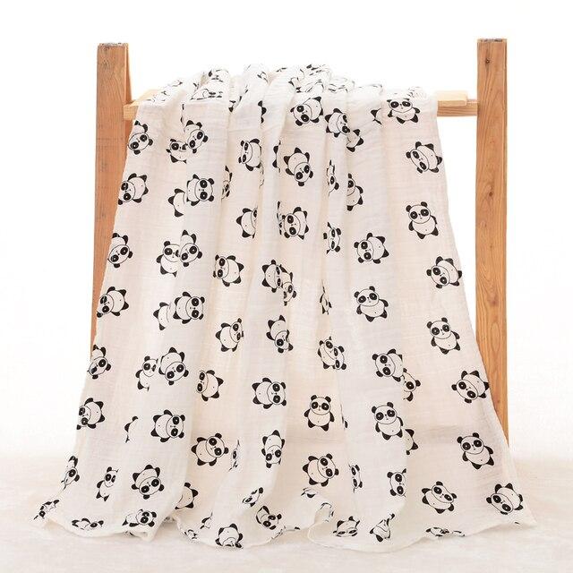 Хлопок Детское Одеяло Parisarc Пеленание Обертывание Коляска Постельные Принадлежности Для Новорожденных Дышащий Водопоглощение полотенце Для Новорожденных