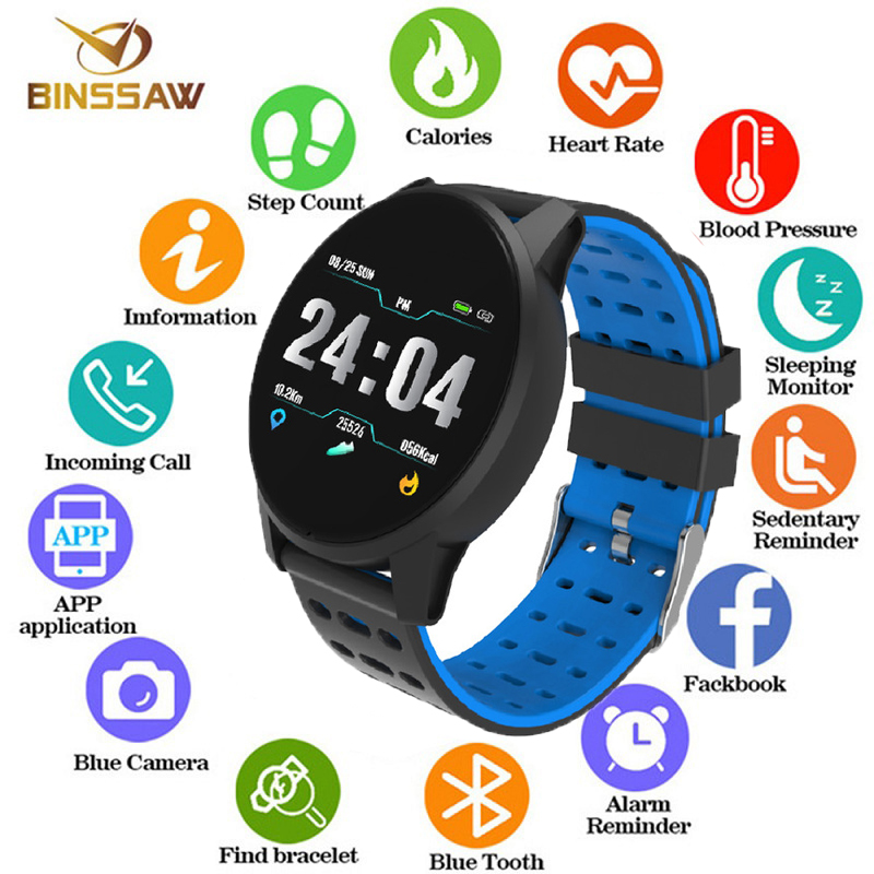 Hot sale Smart Watches Men Women Heartbeat meters Blood pressure Fitness Tracker Smartwatch GPS Sport Watches for Android Ios