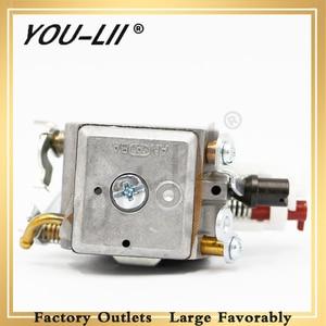 Image 3 - YOULII Carburatore per Motosega HUSQVARNA Partner 353 357 357XP 359XP 359 ZAMA C3 EL42 505203001 di Miscelazione Accessori