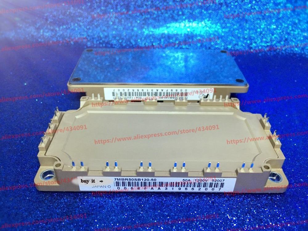 Free Shippin New 7MBR50SB120 7MBR50SB120-50 7MBR35SB120H-70 7MBR50VB120-50 7MBR35VM120-50  Module