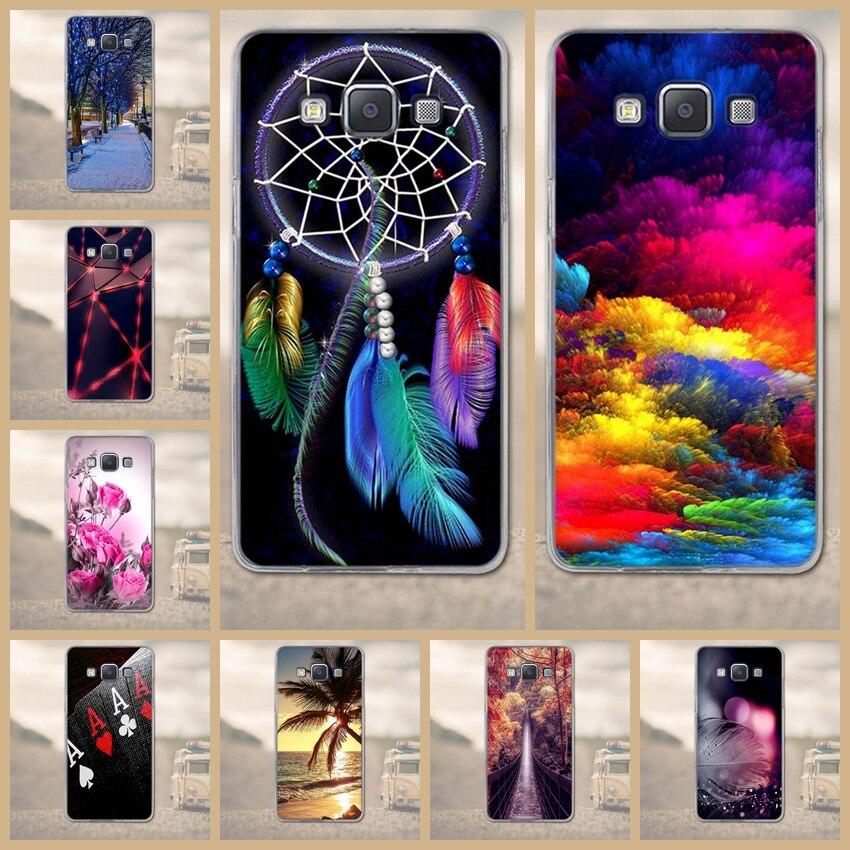 Case para Samsung Galaxy A5 2015 Teléfono Caso de la Contraportada para el Coque