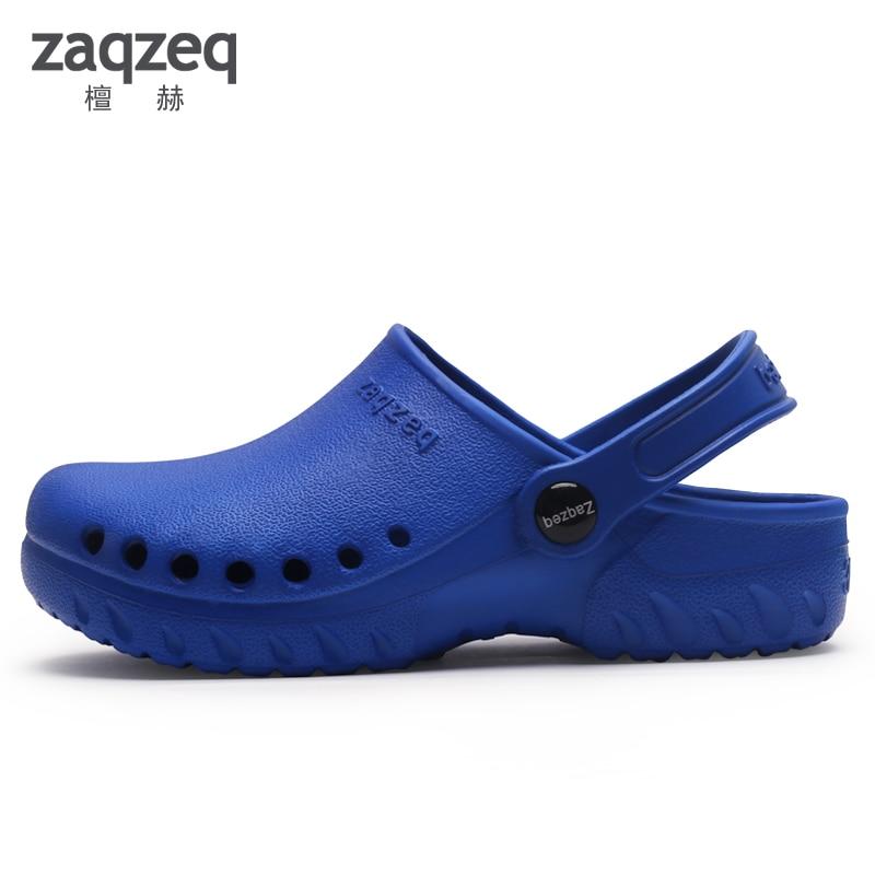 Quirúrgicos Zapatillas Zapatos Planos 2018 Trabajo Antideslizante Médicos Enfermeras Quirófano Zaqzeq Laboratorio Protección HqOwIzcWpO