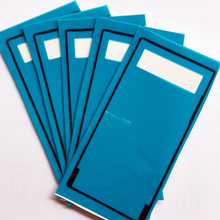 50pieces lot Free shipping OEM Battery Back Door Adhesive Sticker for Sony Xperia M2 D2303 M2