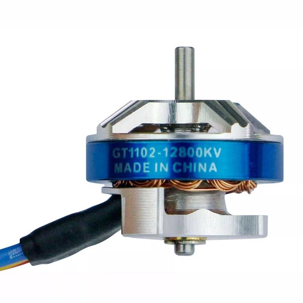 Бесщеточный мотор LDARC GT1102 1102 12800KV для TINY GT7 2019 V2 FPV гоночный Дрон 3,1g детали для летательных аппаратов аксессуары для дрона