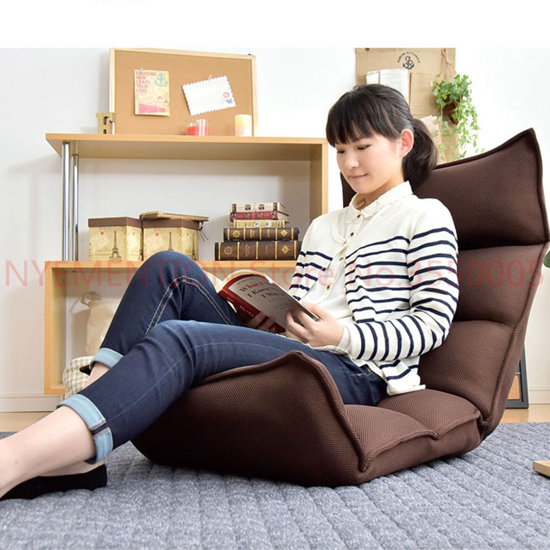 2018 new Multifunctional folding sofa bed tatami indoor sofas Multi position/Multi gear adjustment sectional couch 1pcs