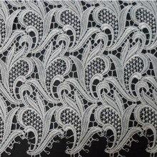 130 см Водорастворимая модная кружевная ткань с вышивкой, вечернее платье и торжественное платье идеальная ткань, XERY13900