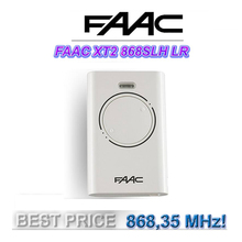 Top For FAAC XT2 868 SLH LR Remote Control 868,35MHz Rolling