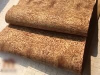 L 2 5Meters Width 60cm Thickness 0 25mm Natural Burl Wood Veneer Loudspeaker Box Furniture