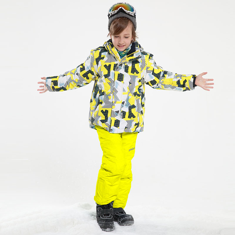 Detector New Kids Jongens Winterkleding Set Skijassen Pant Snow Suit - Sportkleding en accessoires - Foto 2