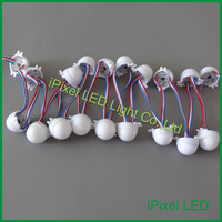 2016new design christmas led light digital with ws2811ic inside