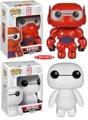 Big Herói 6 Baymax FUNKO POP 6 polegada Vinil Figura de Ação Figura/Caixa Original de Varejo Crianças Brinquedos
