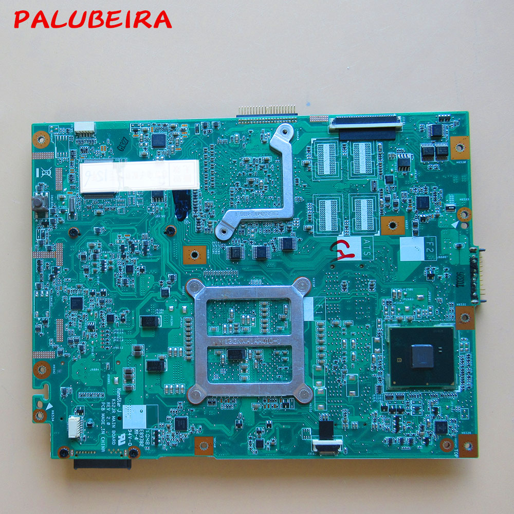 PALUBEIRA K52JR REV 2.0 Laptop Motherboard For ASUS A52J X52J K52J K52JR K52JE K52JC K52JU K52JB Mainboard Test 100% OK