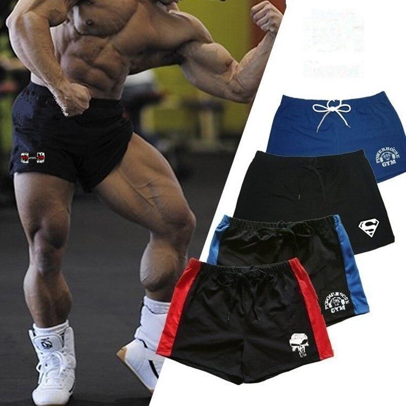 100% QualitäT Sieben Joe 20 Stil Neue Marke Männer Shorts Patchwork Gym Fitness Bodybuilding Workout Shorts Baumwolle Sommer Atmungsaktive Shorts Neueste Technik