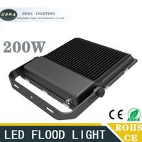 LED FloodLight 200W Reflector Led Flood Light Spotlight AC110 277V Waterproof IP65 Outdoor Wall Lamp