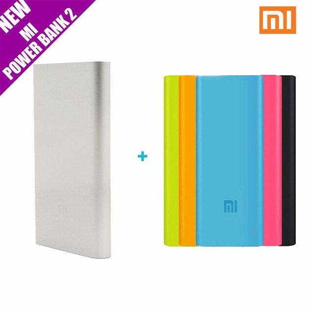 Оригинал Xiaomi Power Bank 2 10000 мАч Mi 18 Вт Быстрого Заряда Внешней Батареи Ultral Тонкий Быстрой Зарядки Для xiaomi Note2 Iphone7