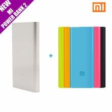 Original Xiaomi Power Bank 2 10000mAh Mi 18W Quick Charge External Battery Ultral Thin Fast Charging For xiaomi Note2 Iphone7