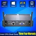 Intel Dual Core Мини-ПК Pentium 2117U 1.8 ГГц Intel HD графика 1080 P HTPC TV Box Windows Мини-ПК Ubuntu Small ПК