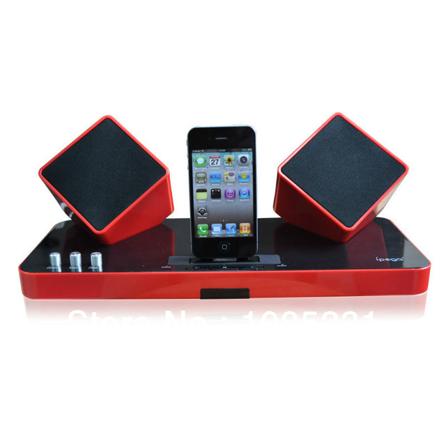 Ipega 24g home theater wireless audio speakercharging dock ipega 24g home theater wireless audio speakercharging dock universal for iphone ipad publicscrutiny Images